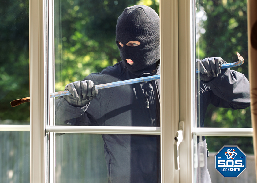 Glass doors and home security