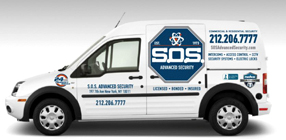 Advanced Security Vans