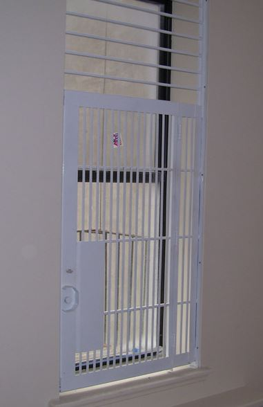 NYC FD approved escape Gate