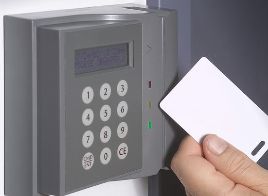 Key Card Access : Card access or key fob sos locksmith