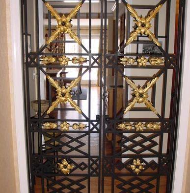 Custom/Standard Deigner Front Door Ironwork