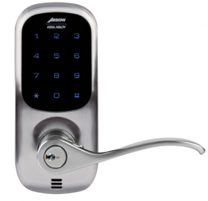 Electronic Lock w Lever