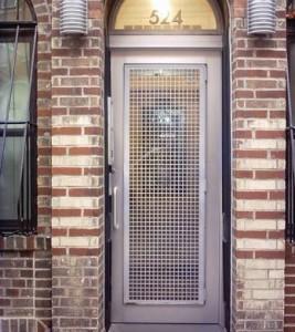 212 206 7777 Metal Doors NYC SOS Locksmith Supply Metal Door In NYC With In