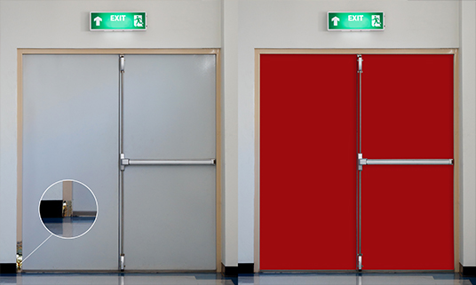 Fire Exit Door & 212-206-7777 Fire Security Doors in NYC | SOS Locksmith Security ...