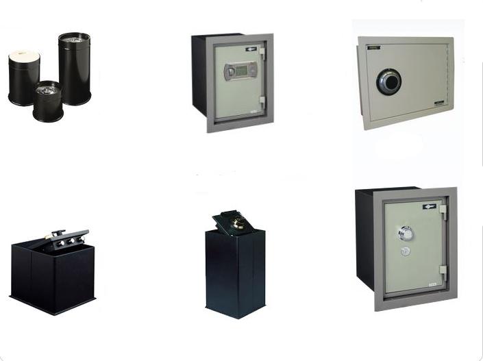 amsec floor and wall safes - Floor Safes