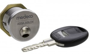 Medeco Logic Mortise Lock