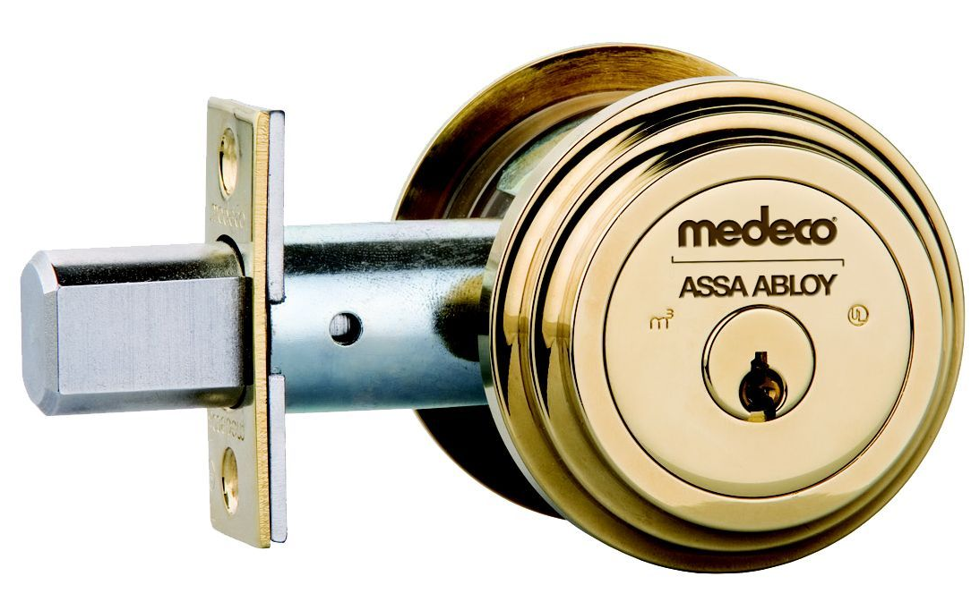 Deadbolt Locks Lock The Deadbolt But