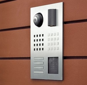 Seidle Video/Audio Intercom
