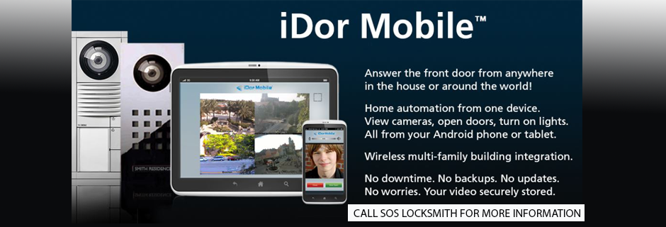 Idor Mobile Application with Siedle System